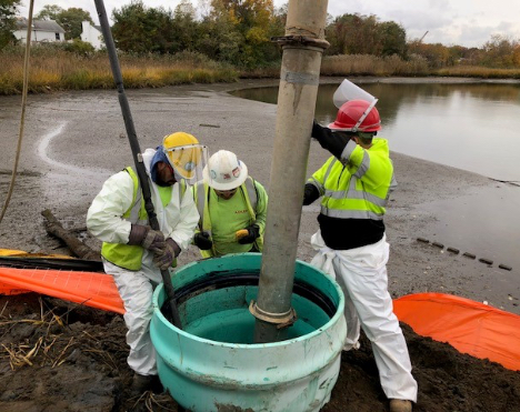 Environmental Remediation | Spill Cleaning | Hazardous Waste